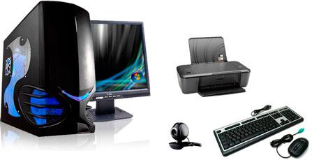 Комплект компьютерного оборудования